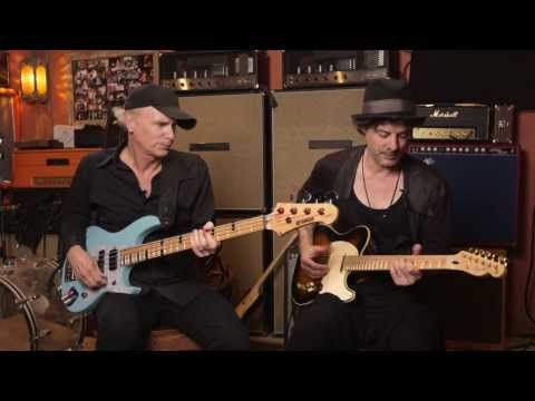 ▶ Richie Kotzen and Billy Sheehan of The Winery Dogs - YouTube