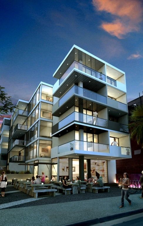 Pulse Apartments – Architects EAT