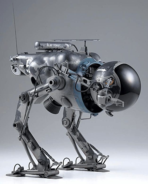 Japanese Sci Fi Art Iso50 Blog: 17 Best Images About Mech Walkers On Pinterest