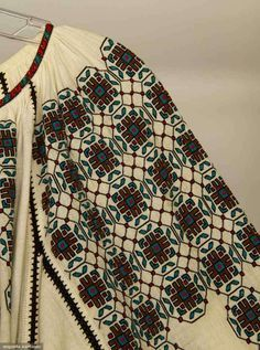 Romanian blouse late 19th C