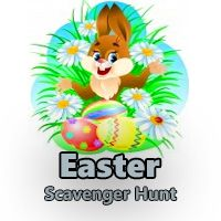 #Childrens #Easter #ScavengerHunt #Clues ... let them think and have fun!   Riddle clues add a new challenge to a #traditional Easter #scavenger #hunt. Photo Scavenger Hunt clues for Easter twist things even further.  Click for downloads and tips ...