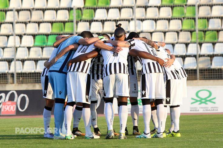 #LEVPAOK #Season1718 #MD1 #PAOK #football