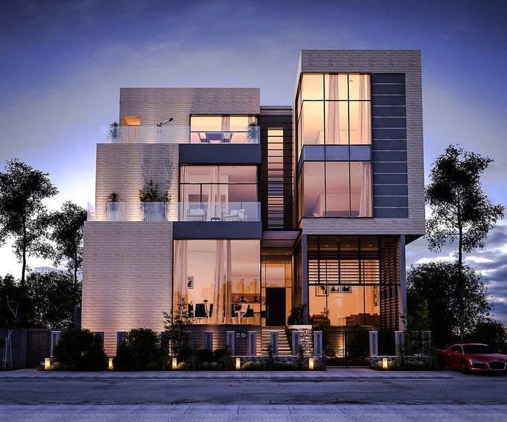 Best 25 residential architecture ideas on pinterest for Best modern residential architects