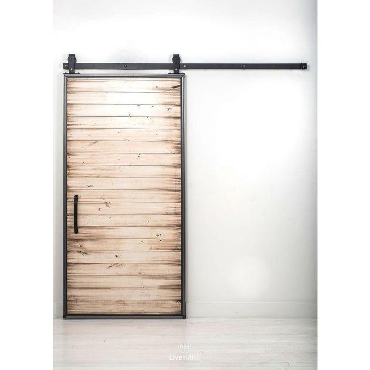 1000 ideas about modern sliding doors on pinterest for 32 inch sliding barn door
