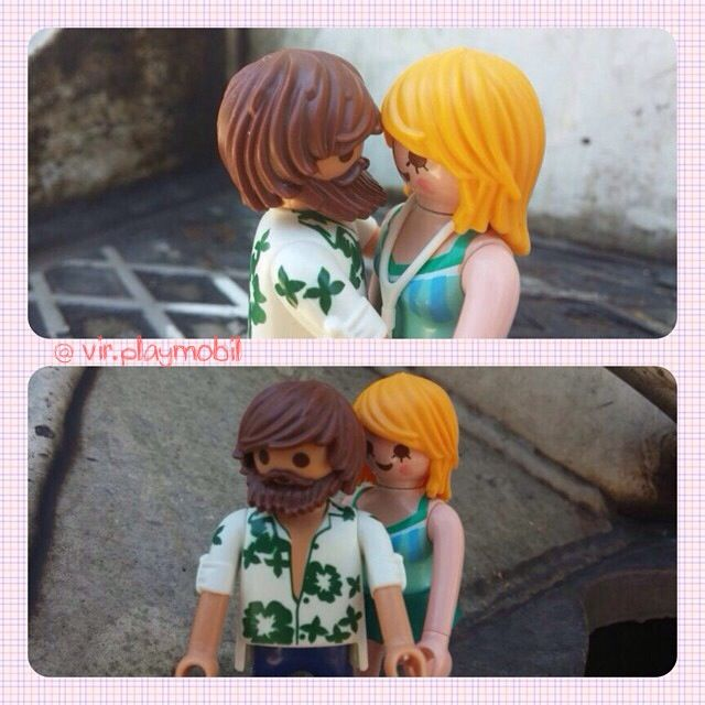 Love is in the aaaair  ooOooh #playmobilfigures #playmobillovers #playmobilporelmundo #playmobilespaña #famobil #clicks #iloveplaymo #playmo #playmobilfan #playmobilmania #iloveplaymo #playmyplanet #iloveplaymo #playmobil #playmobile #toys #love