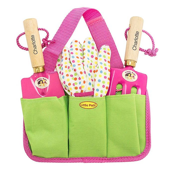 Personalised Child S Garden Tool Kit