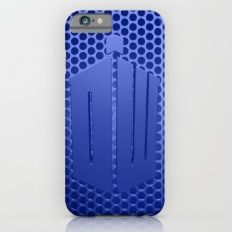 Tardis Logo iPhone 6s Slim Case