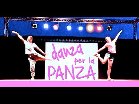 Danza per la panza - Art school baby dance - canzoni per bambini - YouTube