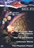 Sci-Fi, Vol. 4: Cosmos - War of the Planets/War of the Robots/Unknown World/The Phantom Planet [DVD]