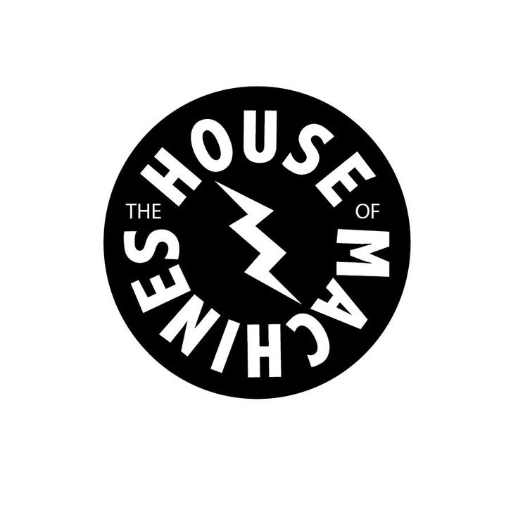 Logo I designed for House of Machines.