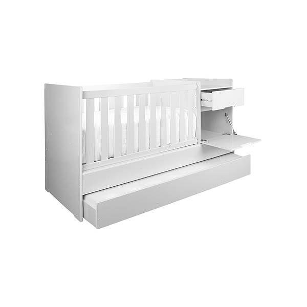 Na Abra Cadabra você encontra Berço Mini Cama 4 em 1 Gaia Branco Brilho e vários outros produtos