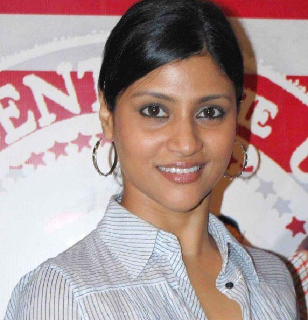Konkona Sen Sharma (nacida en Nueva Delhi, 3 de diciembre de 1979) es una actriz del cine de la India. Hija de la directora Aparna Sen es conocida por sus papeles en las películas del cine arte. Ha actuado en Mr. and Mrs. Iyer (2002), Page 3 (2005), Omkara (2006) y Life in a... Metro (2007).  Debutó en el cine bengalí con Ek Je Aachhe Kanya y Titli (2002). Se ganó los elogios de la crítica y el Premio Nacional a la Mejor Actriz por su papel en la película inglesa Mr. and Mrs. Iyer