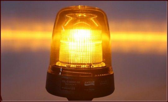 Commercial-Vehicle-Flashing-Emergency-Warning-Lighting