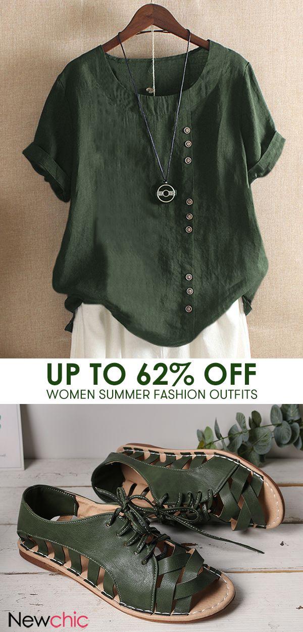 tenues d'été pour femmes.   – Mode