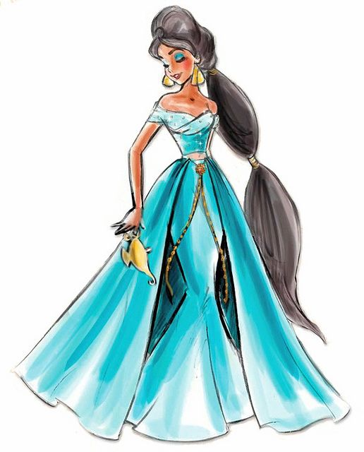 Jasmine Concept Art | Flickr - Photo Sharing!