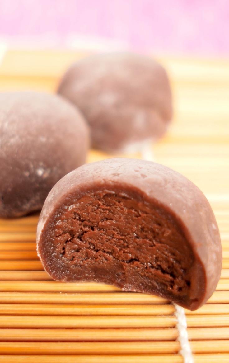 Mochi Dark Chocolate Mochi 特濃朱古力