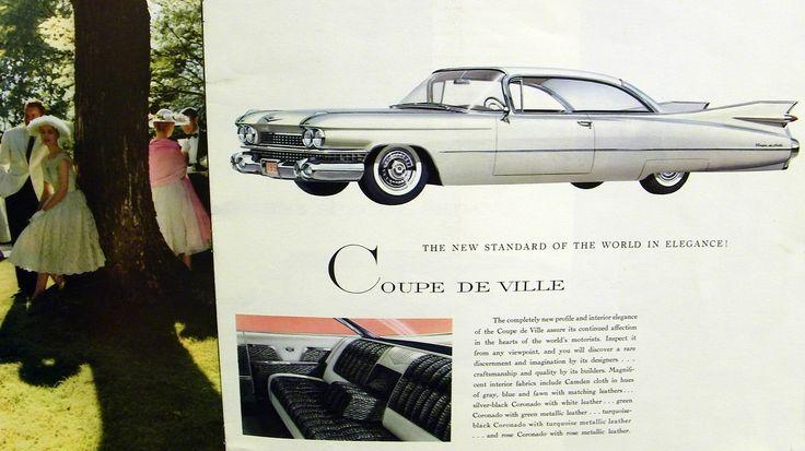 https://flic.kr/p/c3mXN7 | 1959 Cadillac Coupe De Ville