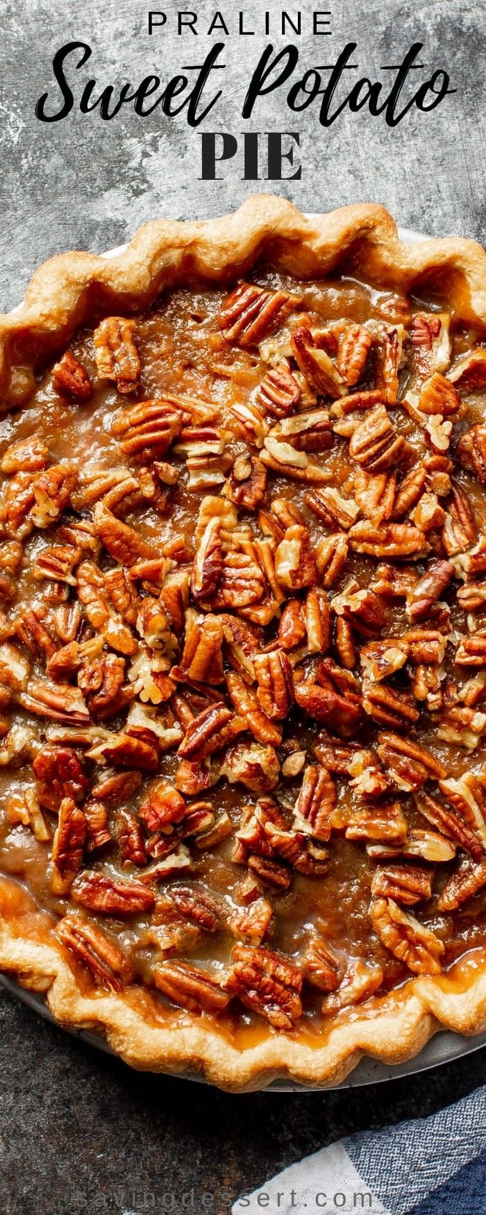 Praline Sweet Potato Pie Recipe Recipe Sweet Potato Pies Recipes Sweet Potato Pie Sweet Potato Pecan Pie
