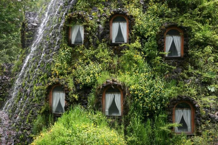 Magic Mountain Hotel In Chile Quirky Hotels Pinterest