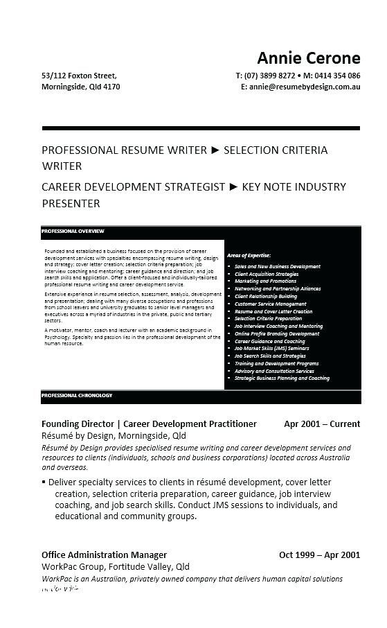 it professional resume download