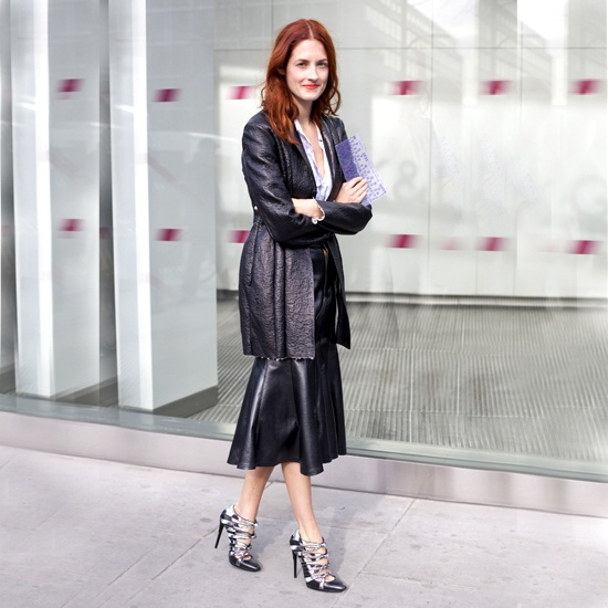 Taylor Tomasi Hill Hearts Theyskens' Theory: Her Resort 2013 Picks