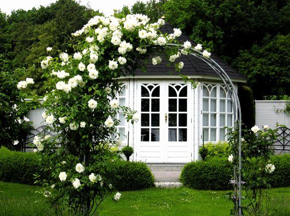 Great Pavillon Wohnen und Garten Foto
