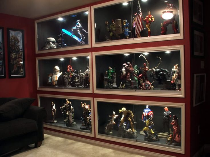 Amazing Collections And Display Ideas In 2019 Displaying