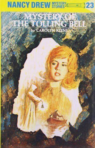 The Mystery of the Tolling Bell (Nancy Drew Mystery Stories, No 23) by Carolyn Keene et al., http://www.amazon.com/dp/0448095238/ref=cm_sw_r_pi_dp_oHUUtb0EWEM8D