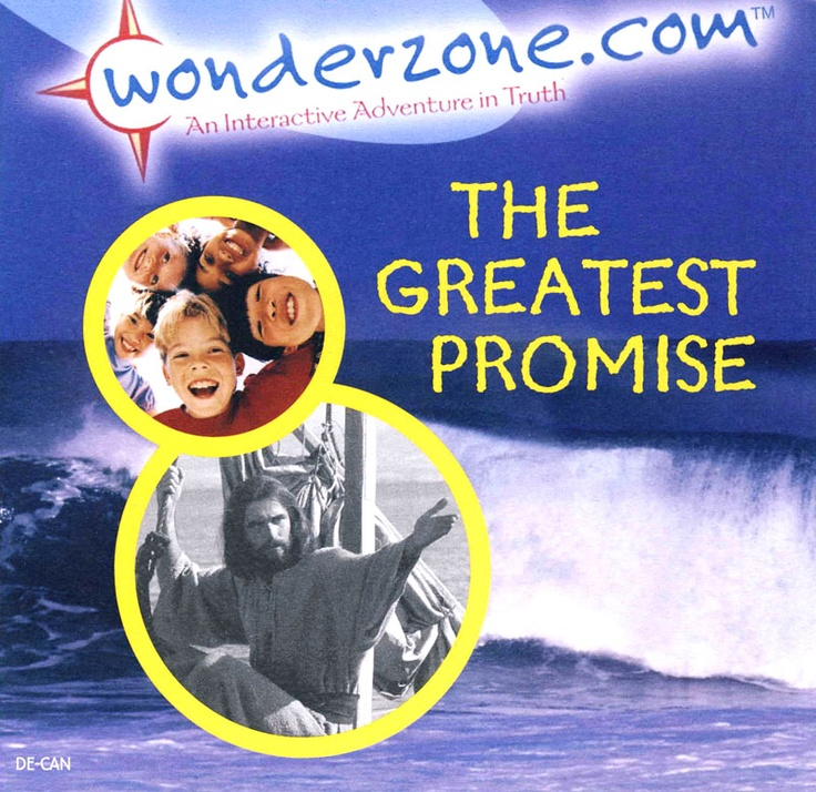 """This vibrant booklet explains the greatest promise ever made...and how God fulfilled it. Written in language children can easily understand, this tool helps adults lead children to Christ.  Illustrated with pictures from """"The Story of Jesus for Children"""" video and highlighted with scripture, this book will deepen children's understanding of who Jesus is and how much He loves them."""