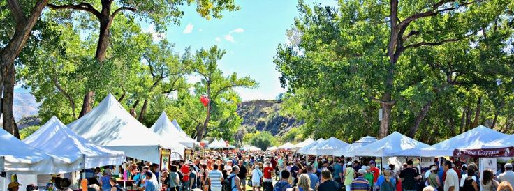 The Spring Festivals 2016 Colorado guide is a guide for upcoming outdoor festivals in Denver, Boulder, Winter Park and Vail.