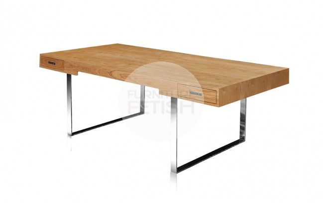 This Hans Wegner CH110 desk is perfect for any office environment looking for a sizeable and strong table that will never date!