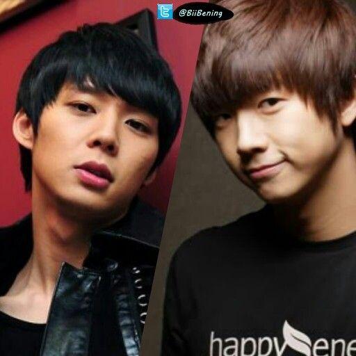 Yoochun JYJ vs Wooyoung 2PM