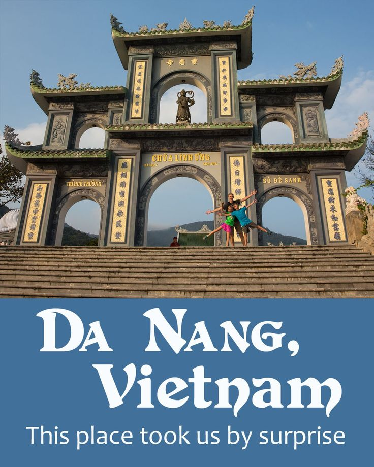 Da Nang, Vietnam.  We visited Danang Vietnam by chance and loved it. See the…