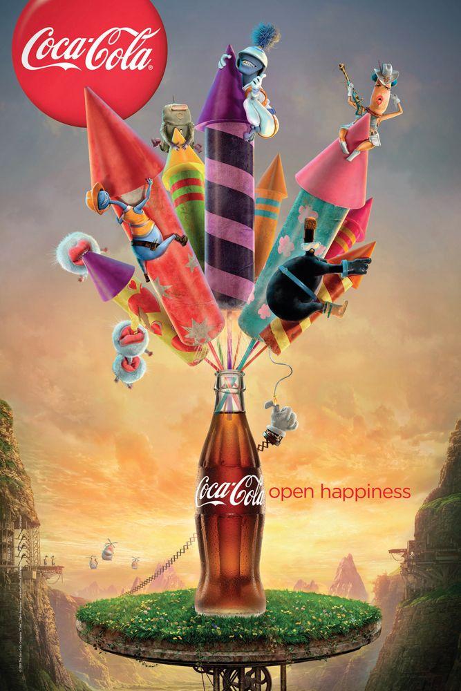Coca-Cola Happiness Factory 2