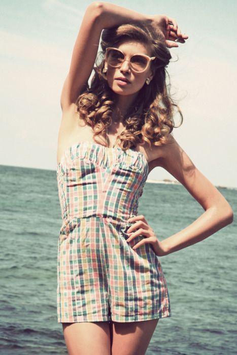 17 Best ideas about Vintage Summer Style on Pinterest ...