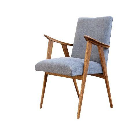 Roomers – это особенная коллекция, воплощение всего самого лучшего, модного и новаторского в мире дизайнерской мебели, предметов декора и стильных аксессуаров. Интерьерные решения от Roomers – всегда актуальны, более того, они - на острие моды. Коллекции Roomers тщательно отбираются и обновляются дважды в год специально для вас.             Метки: Кухонные стулья.              Материал: Ткань, Дерево.              Бренд: ROOMERS.              Стили: Лофт, Скандинавский и минимализм…