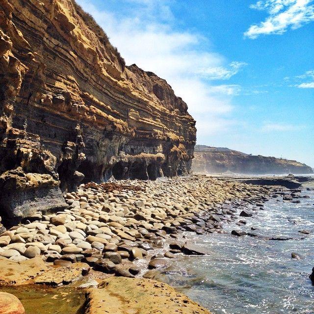 Scenic coast in San Diego. Photo courtesy of ccarmona9 on Instagram.