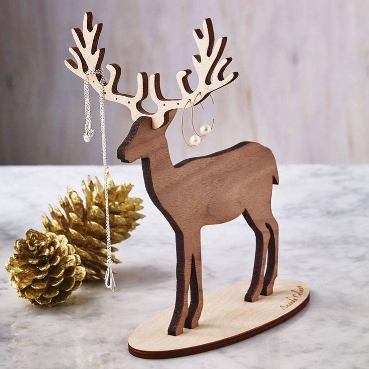 Wild Deer Jewellery Stand