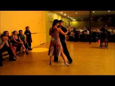 Tango Lesson: Forward Boleo But Not From Forward Step