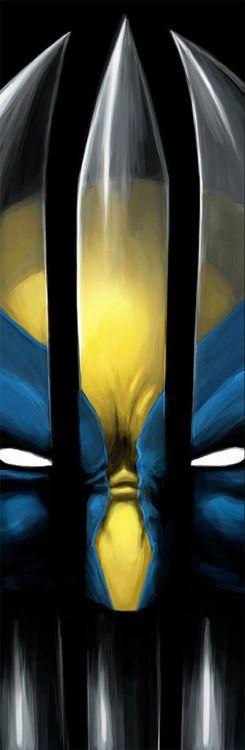 "extraordinarycomics: ""Wolverine by David Joyce. """