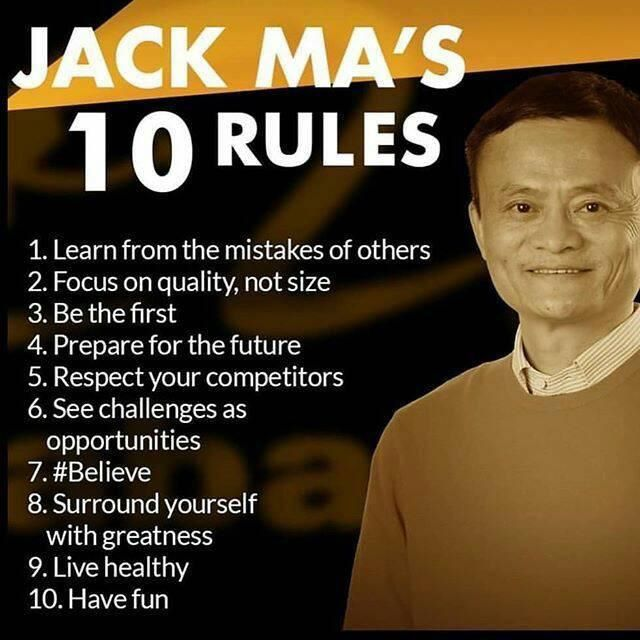 Jack Maa S Business Quotes Motivational Quotes Motivational Quotes For Success