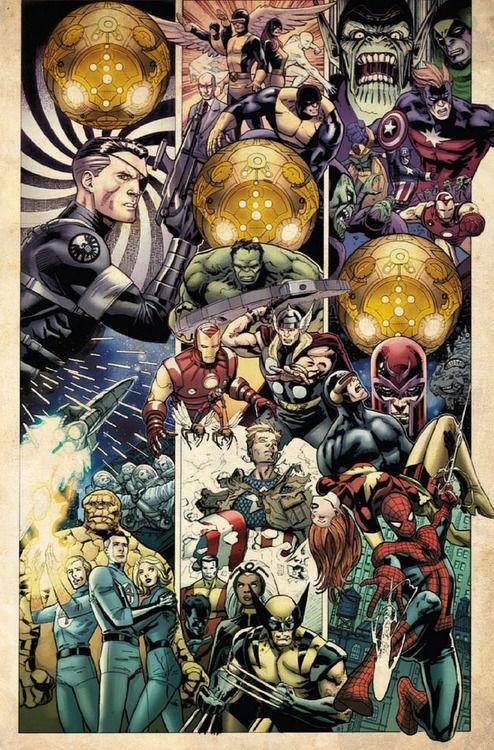 S.H.I.E.L.D. - Dustin Weaver