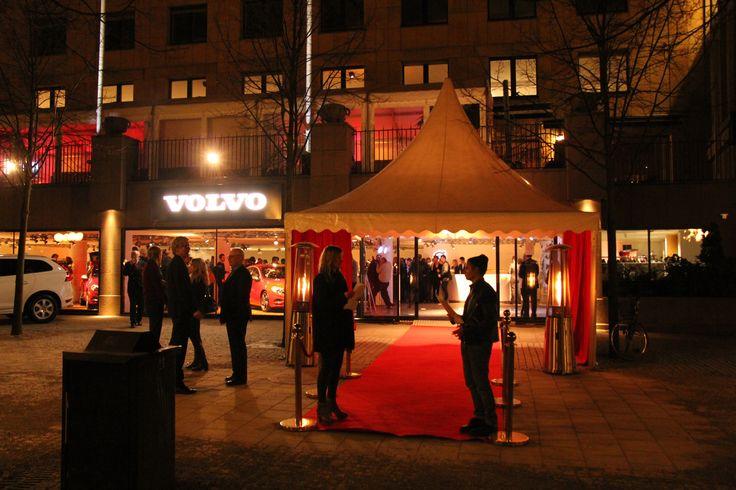 V40 VIP launch Event i Stockholm