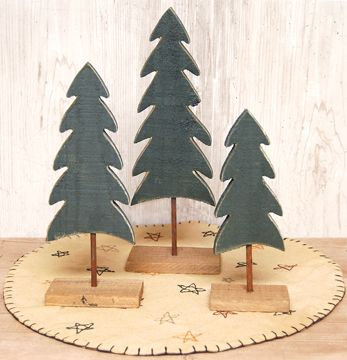 Christmas Primitives or Cabin ~ These can be used all year long!  For sale at www.finecountrylivingprimitives.com