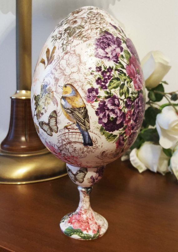 Beautiful souvenir large size egg от HandmadeGiftsByOlga на Etsy
