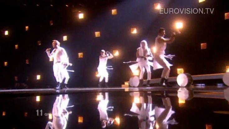 ESC 2010 - Greece - Giorgios - Opa!
