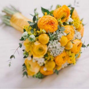 FlowWow! - желтый день - цветы от всех флористов твоего города