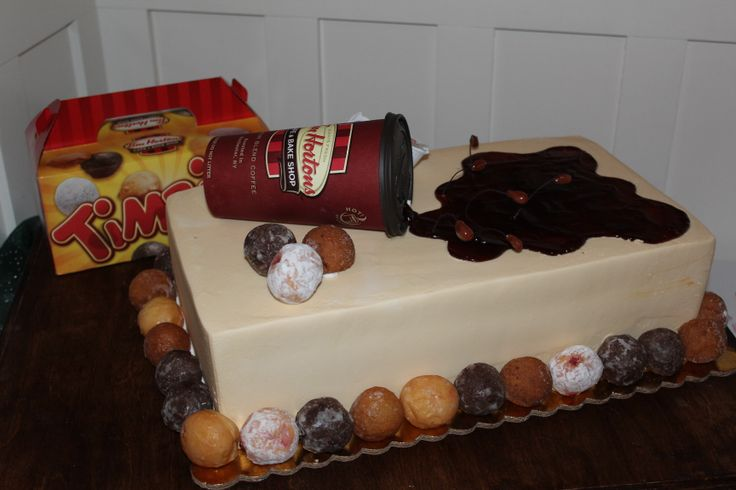 Tim Hortons Coffee Cake