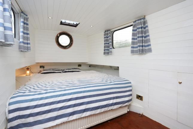 Bedroom on a barge? Fancy going Dutch?!  March '17