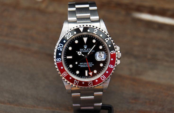 FSOT: Rolex GMT Master II 16170 Coke Bezel Clean Watch - Rolex Forums - Rolex Watch Forum
